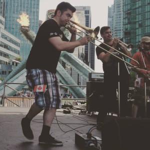 Kevin Tang - Trombone