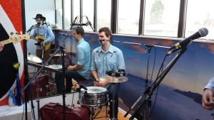 Brendan Krieg - Drums